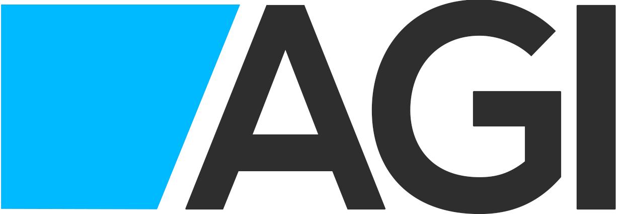 AGI Concepts Logo White Background