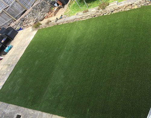 AGI After Artificial Grass