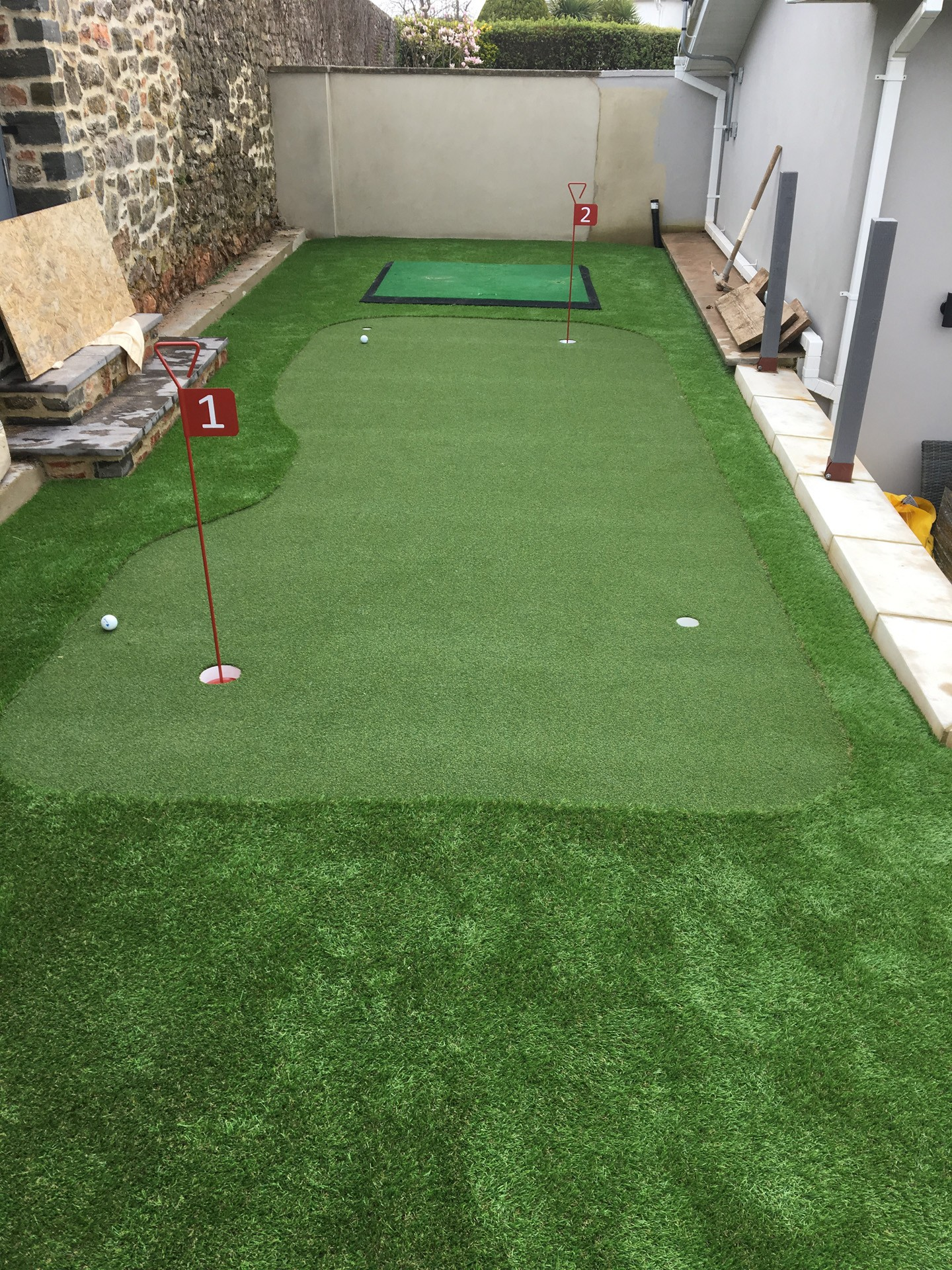 AGI Residential Putting Greens