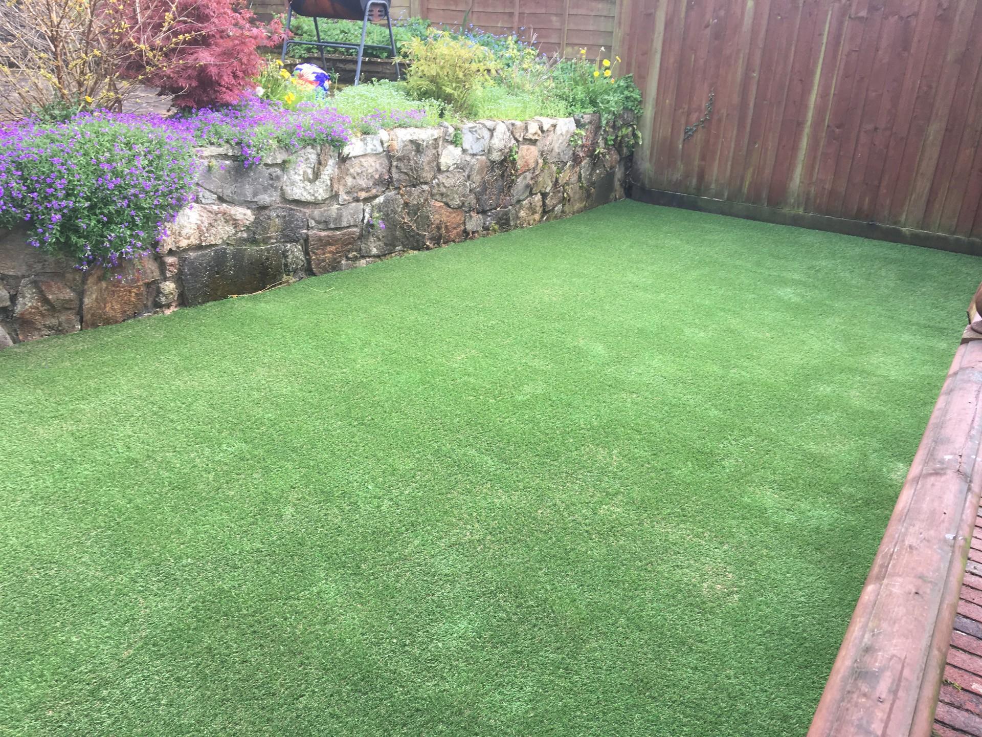 AGI Grass Alternative for perfect lawns