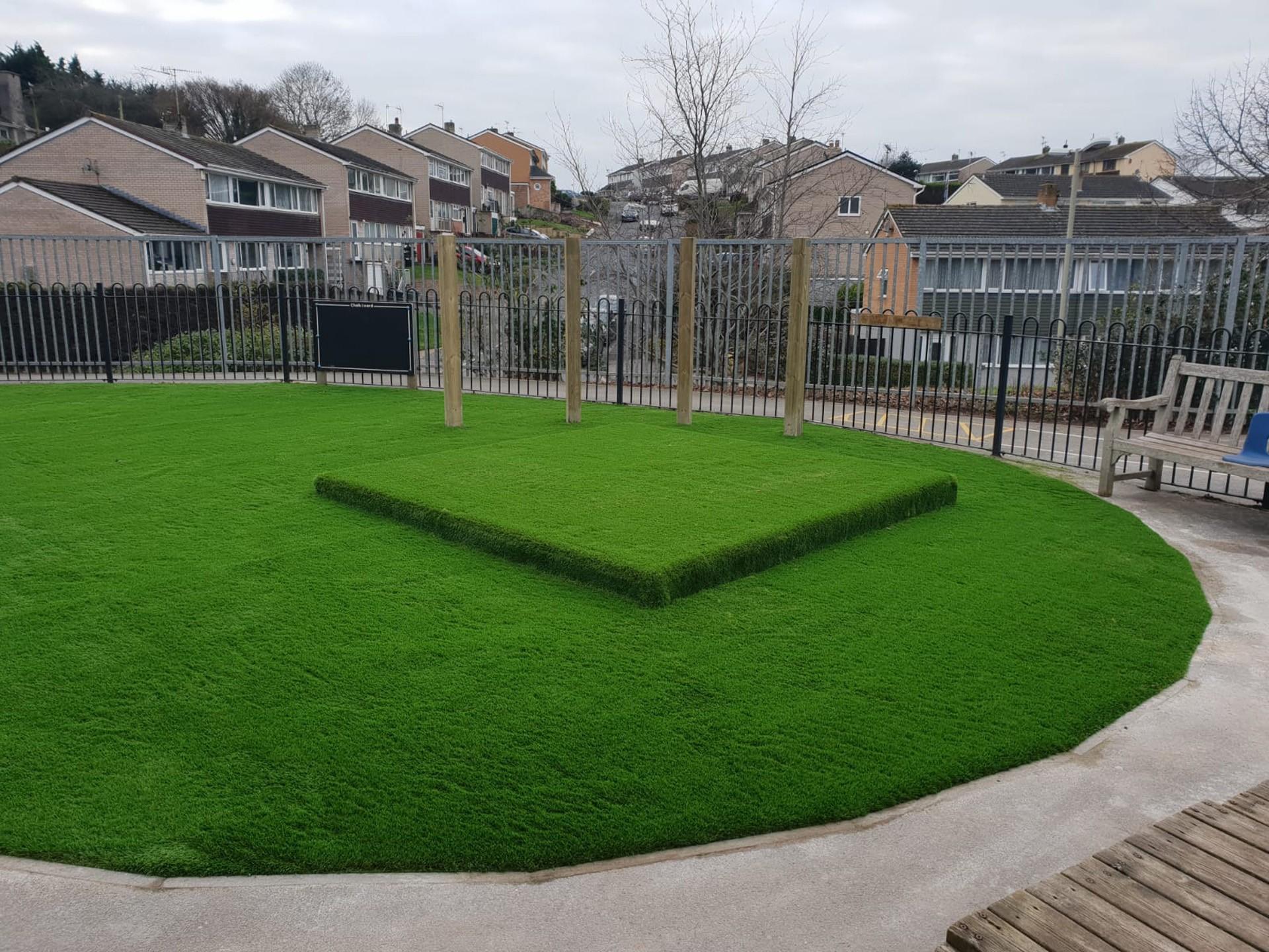 AGI - Custom Artificial Grass