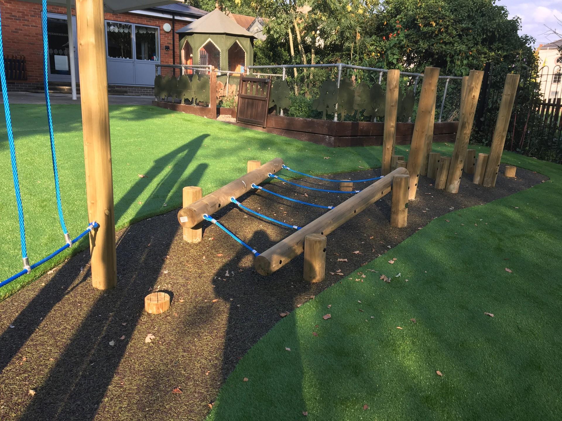 AGI safety mats and artificial grass