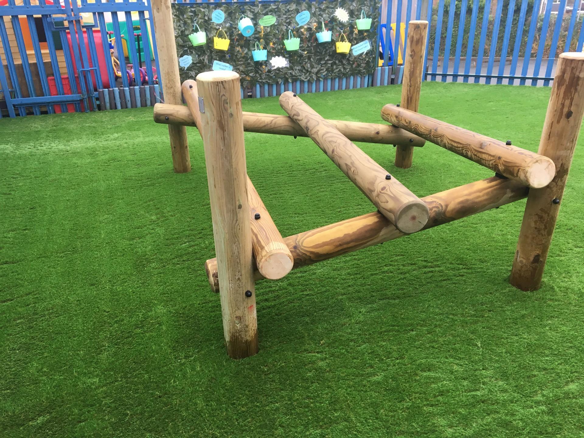 AGI custom playground equipment