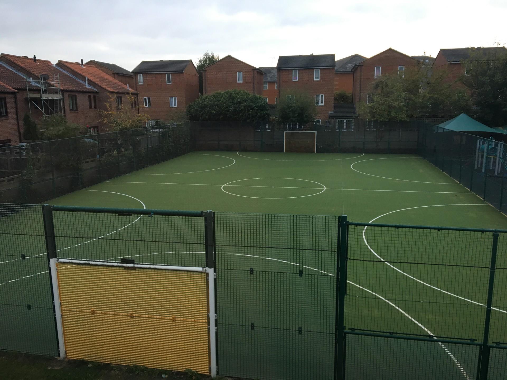 AGI Multi sports pitches
