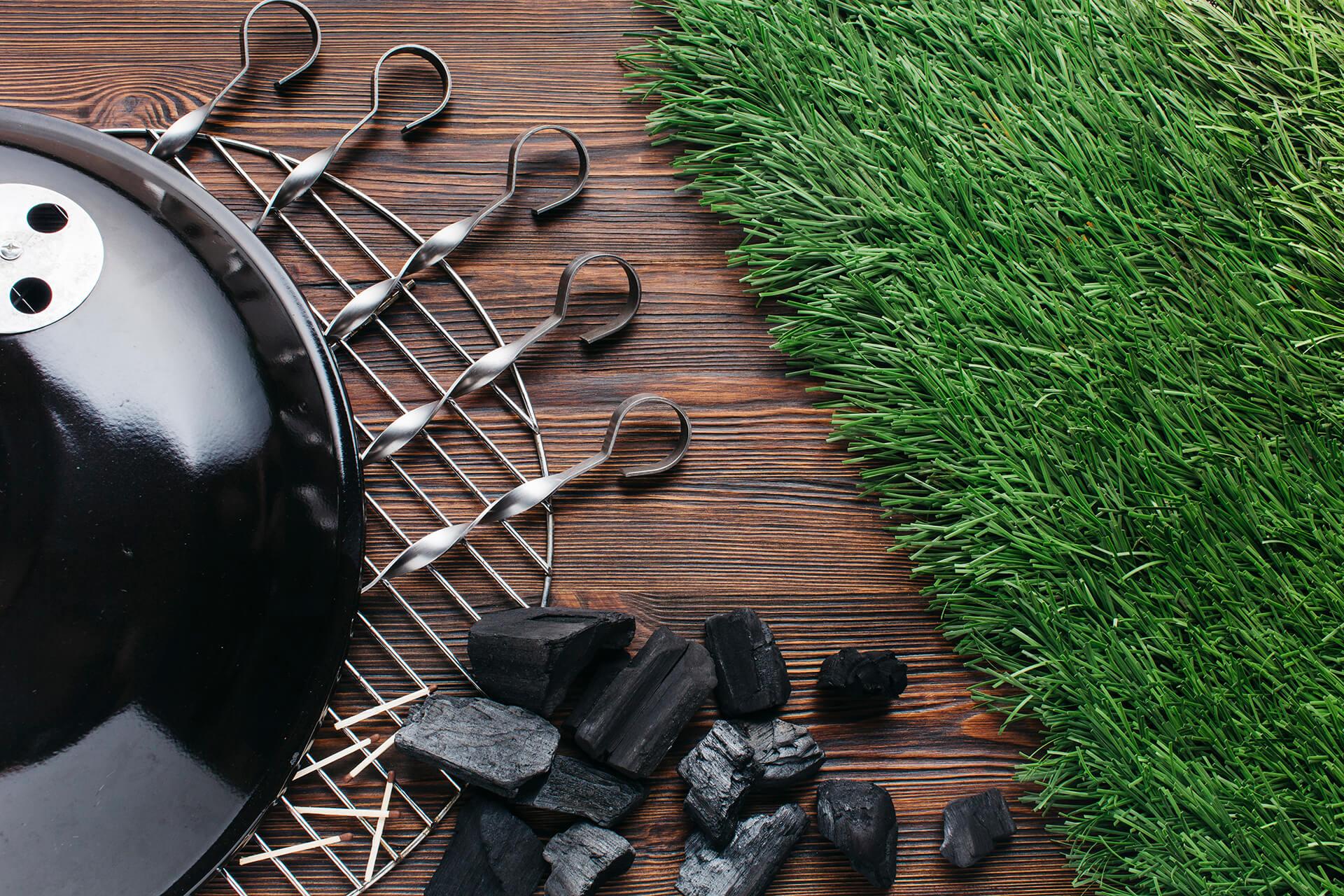 AGI Concepts - Artificial Grass