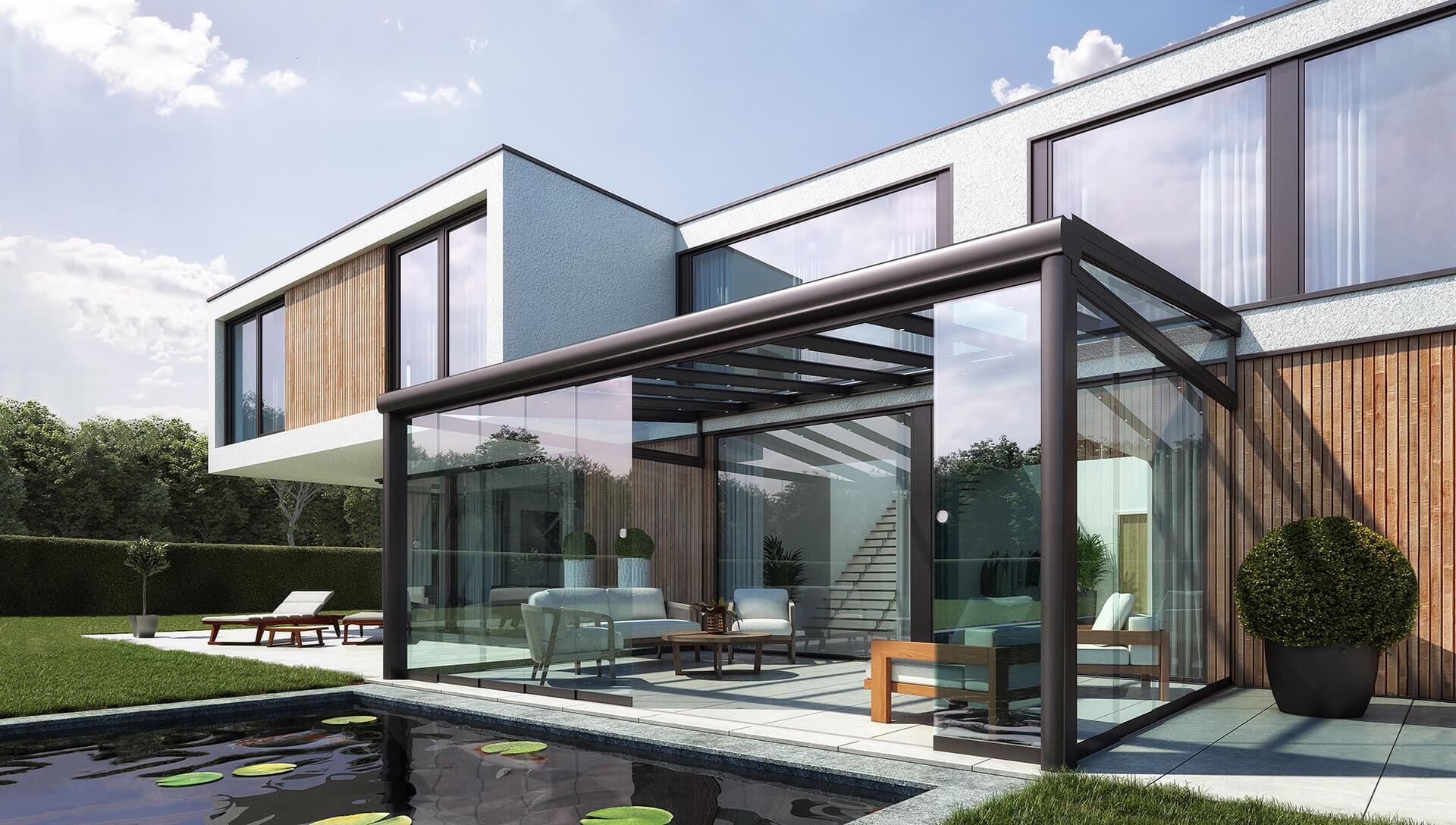 AGI Concepts - Outdoor Patio Canopies