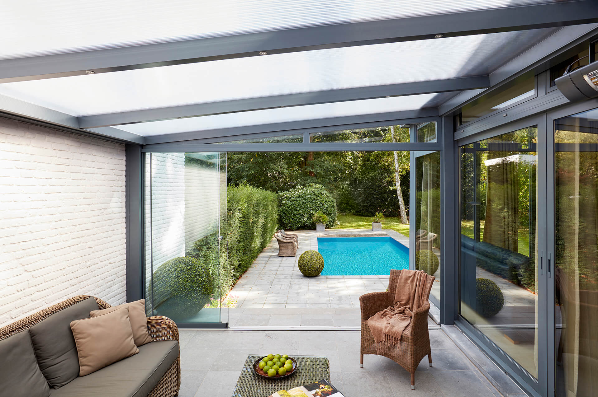 AGI Concepts - Poolside Canopies