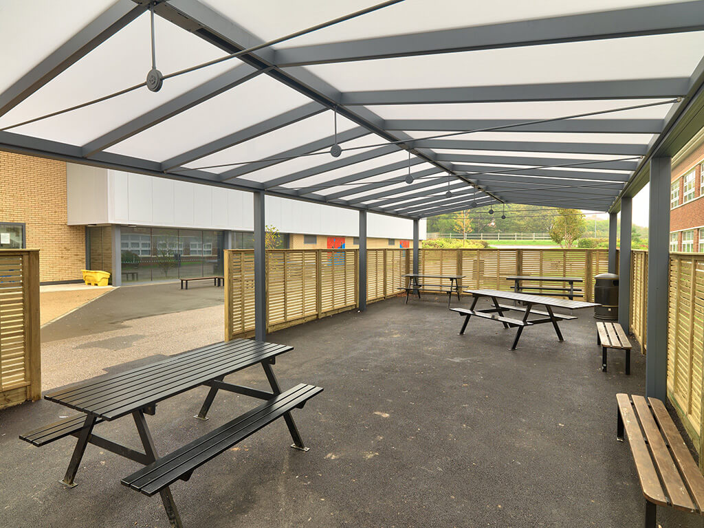 AGI Concepts - Outdoor Seating Canopy