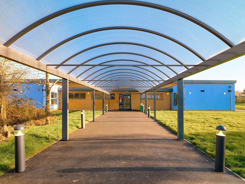 AGI Concepts - Outdoor Path Shelter
