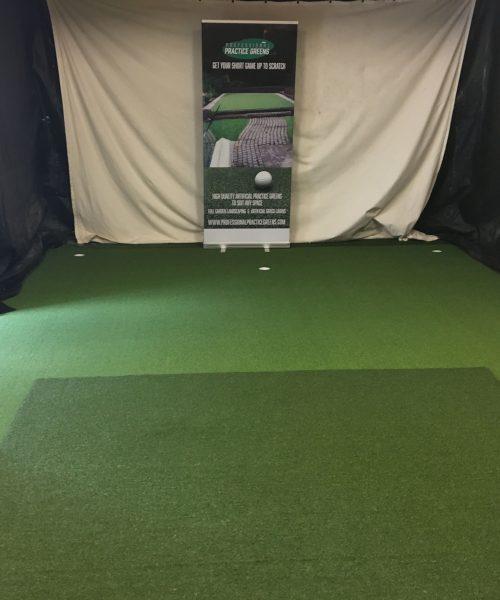 AGI Concepts - Indoor Putting Green