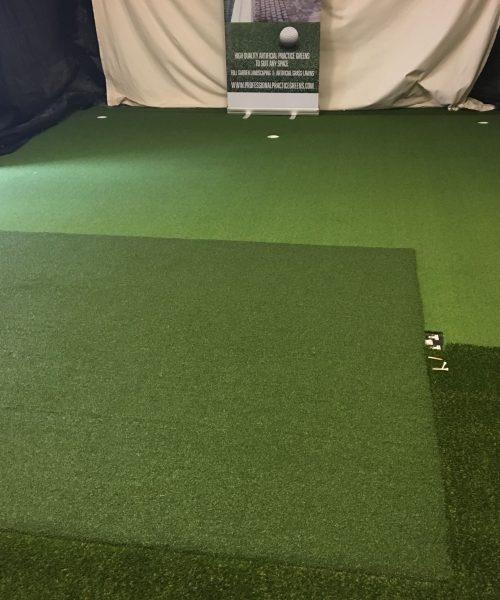 AGI Concepts - Indoor Tee Green