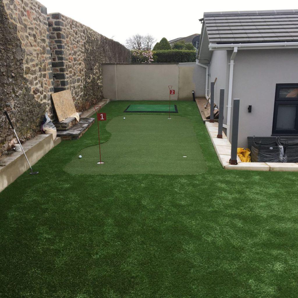 AGI Concepts - Home Golf Green