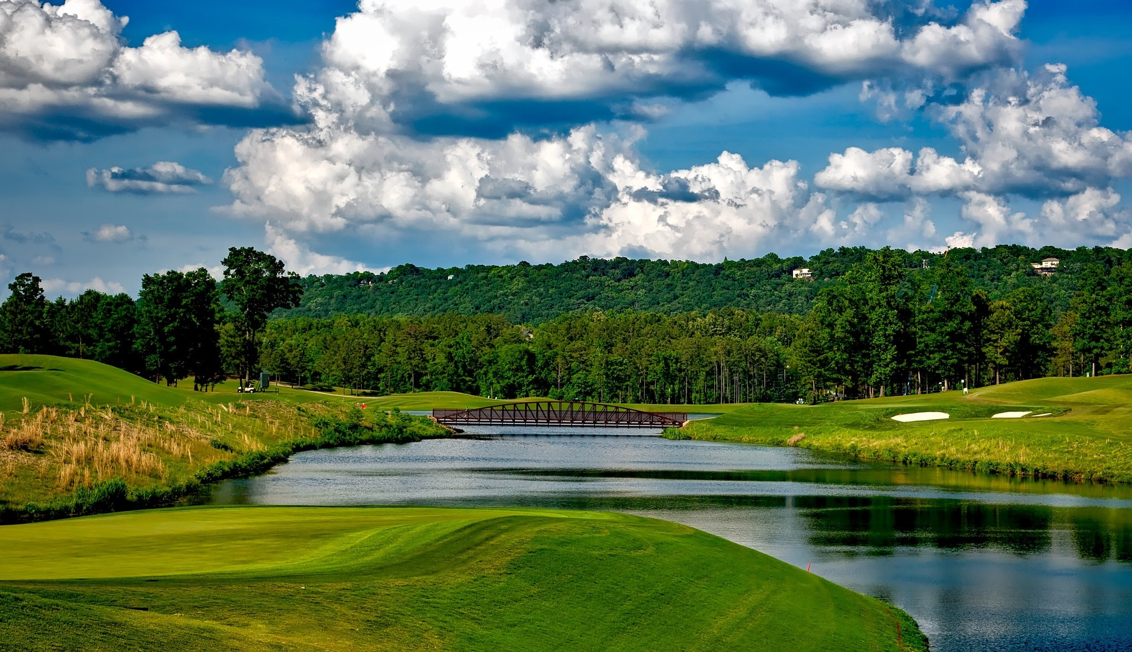 AGI Concepts - Golf Club