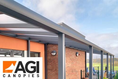 AGI Concepts - AGI Canopies Orange
