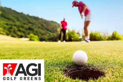AGI Concepts - AGI Golf Greens Red