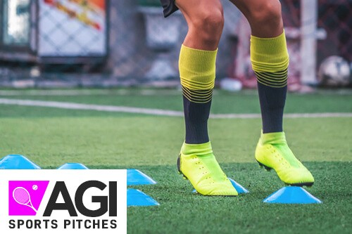AGI Grass - Sports Pitches Pink