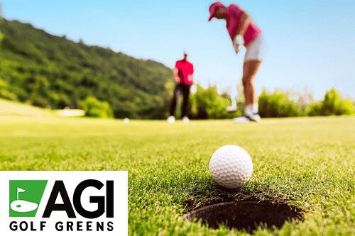 AGI Grass - Golf Greens