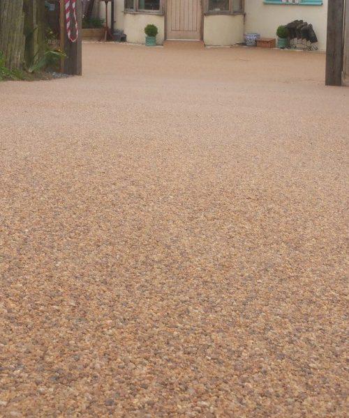 AGI Resin Bound Stone for Driveways