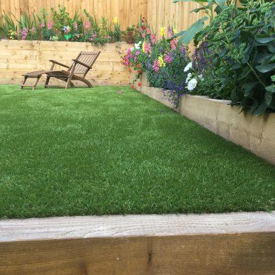 AGI Low Maintenance Artificial Grass