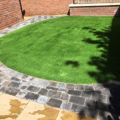 AGI Artifical Grass Garden Accent