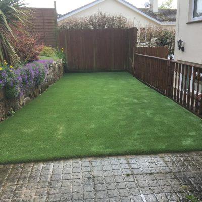 AGI Fake Grass Lawn Alternative